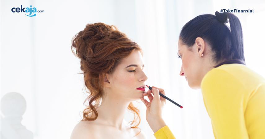 Ingin Berkarier Sebagai Makeup Artist? Ini Tips Agar Kamu Sukses