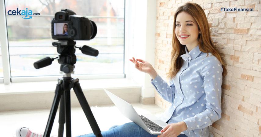 Mau Kaya Lewat Vlog? Coba Garap Ide Potensial Ini