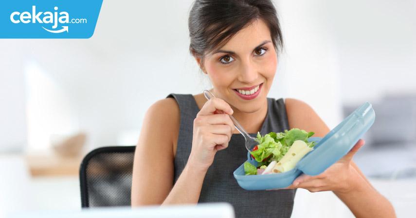 5 Kebiasaan Sehat yang Bisa Meningkatkan Performa Kerja di Kantor