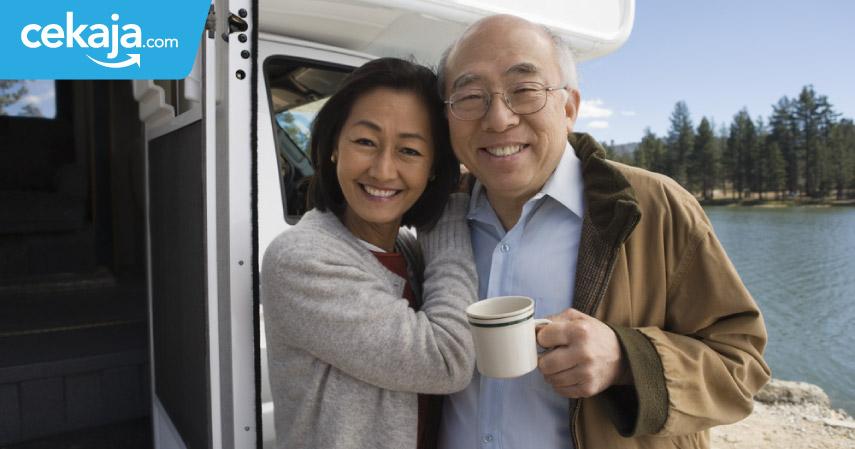 8 Cara Agar Saat Pensiun Bisa Lebih Kaya