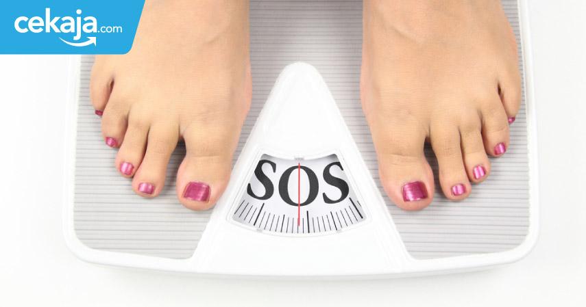 Hati-hati, Ini Dia 4 Bahaya Kelebihan Berat Badan
