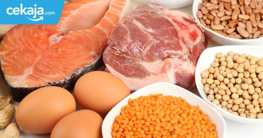 Fakta Diet Protein yang Harus Kamu Tahu Jika Ingin Punya Perut Langsing