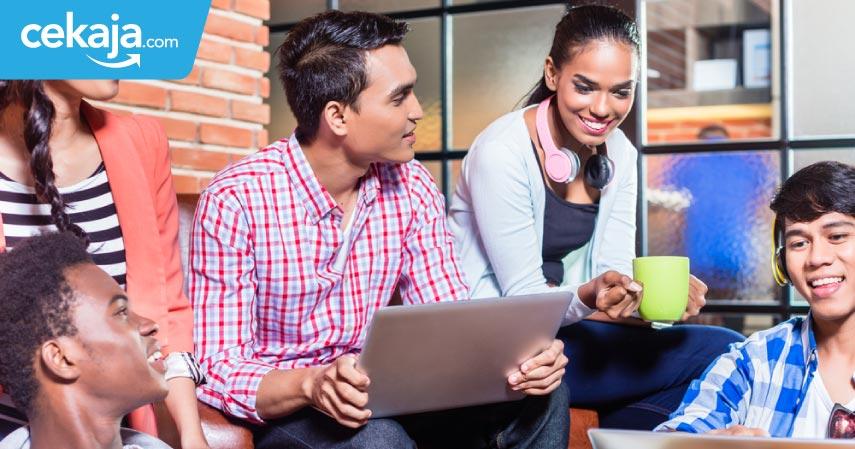 tips bisnis bersama teman - CekAja.com