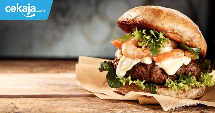 Inilah 5 Burger Termahal di Dunia