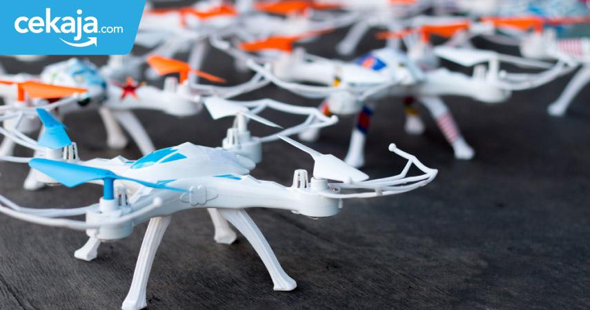 5 Drone Murah yang Harganya Cuma Rp 1 Jutaan