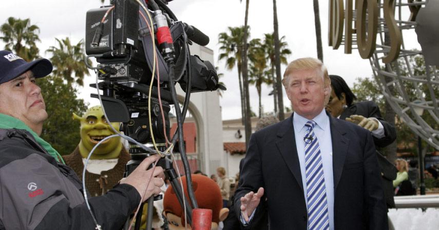 Kamu Mungkin Tak Sadar, Ternyata Donald Trump Pernah Muncul di Film film Berikut