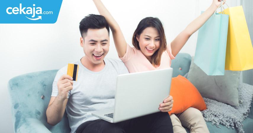 Tiga Tips Agar Tidak Terjebak Gimmick Diskon Saat Belanja Online