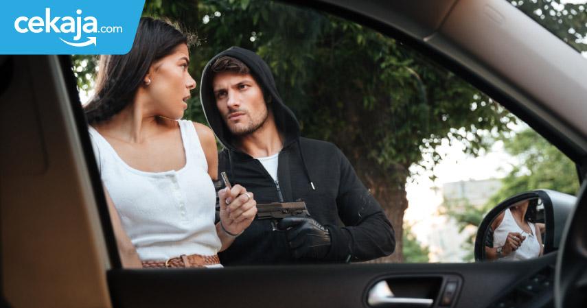Hati-hati di Jalan, 5 Modus  Pencurian Mobil Ini Sedang Marak