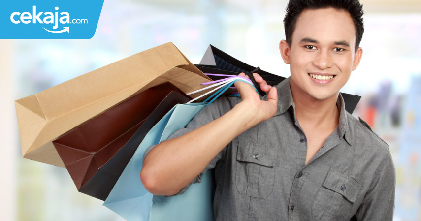 Ini Alasan Kenapa Pria Masa Kini Doyan Belanja