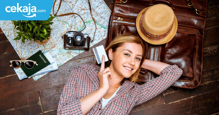 tips traveling _ kartu kredit - CekAja.com