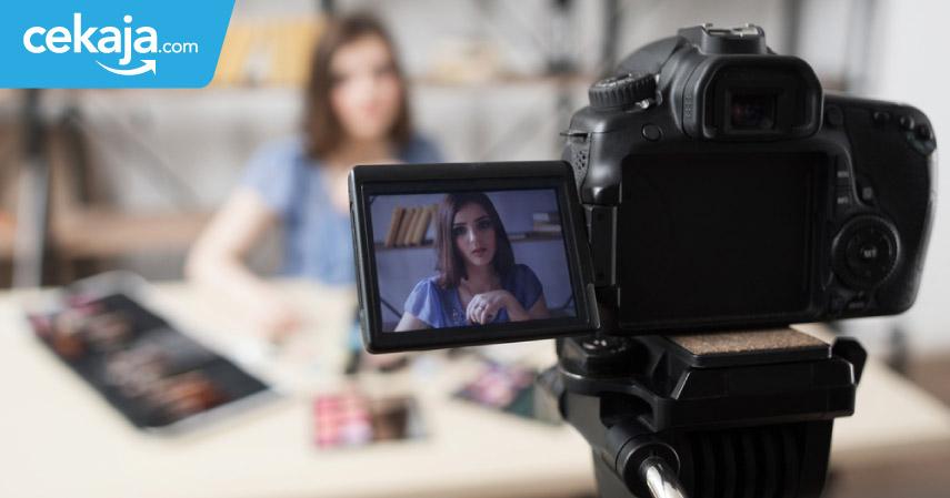 tips vlogger - CekAja.com