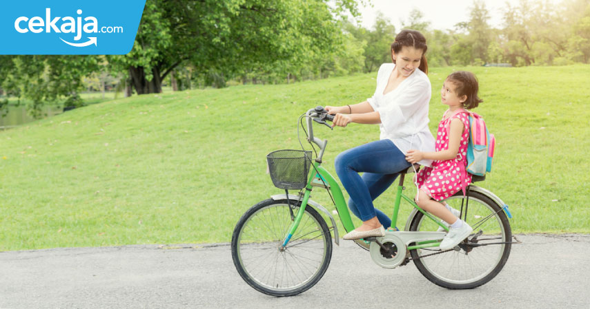 Cocok Untuk Ibu Muda, Ini 5 Sepeda Listrik Di Bawah Rp 3 Juta