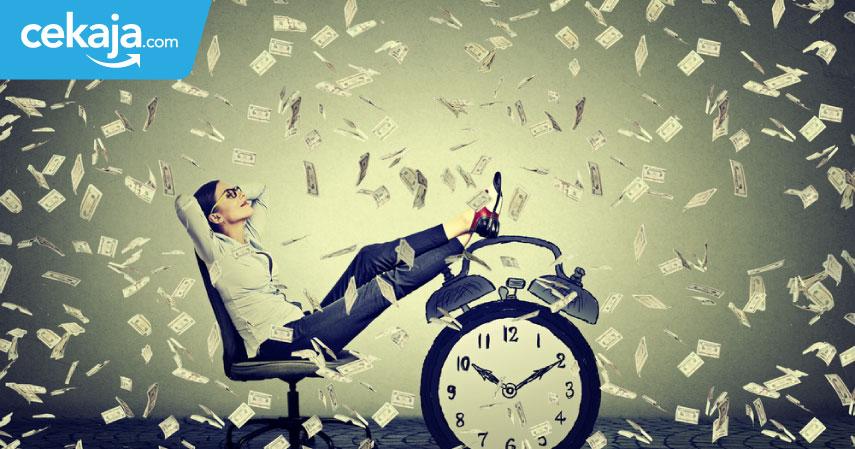 cara menjadi kaya_kredit tanpa agunan - CekAja.com