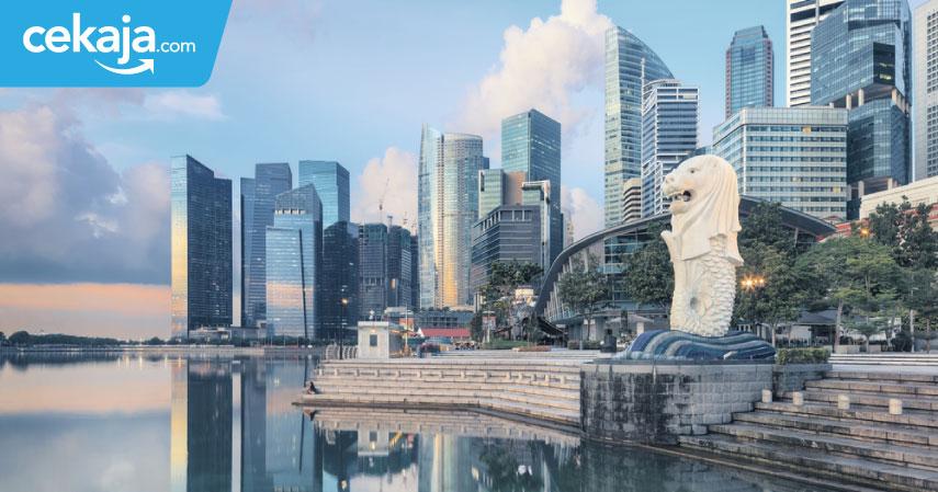Tempat Wisata yang Bisa Kamu Kunjungi Sebelum Nonton Coldplay di Singapura