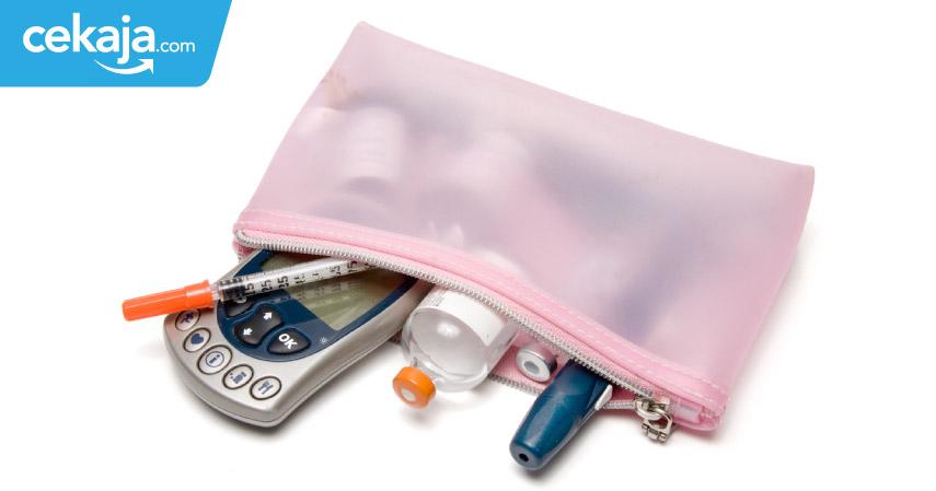 Hai Diabetesi, Jika Kamu Akan Travelling Baca Ini Dulu!