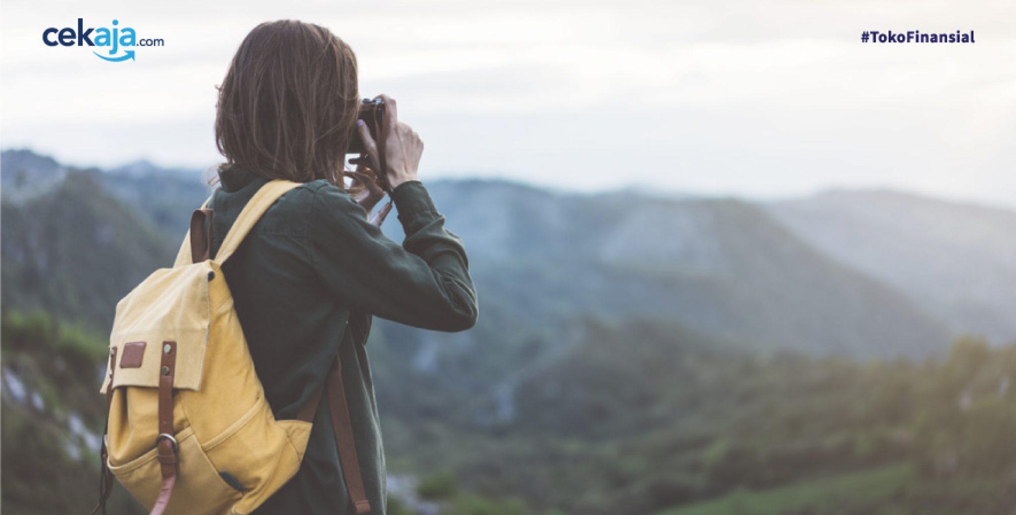 tips traveling _ asuransi perjalanan - CekAja.com