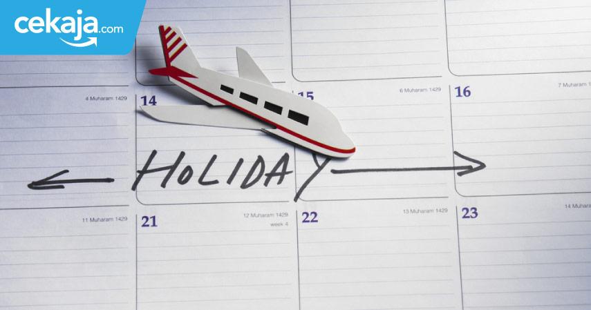 Yuk Catat Jadwal Liburan di Kalender 2017