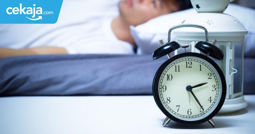Susah Tidur? Ini Cara Atasi Insomnia Tanpa Perlu ke Dokter