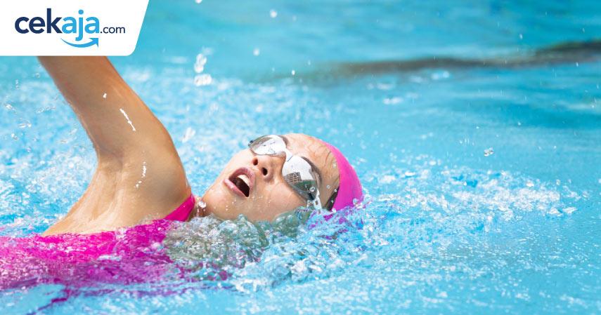 tips olahraga_asuransi kesehatan - CekAja.com