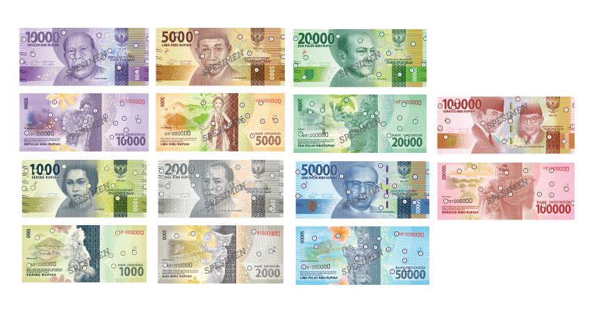 Ini Alasannya Orang Indonesia Harus Bangga dengan Uang Rupiah Baru
