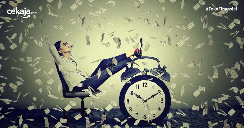tips kaya di tahun 2018 - CekAja.com