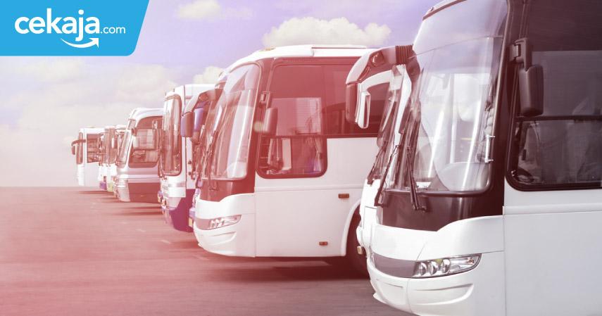 tips naik bus - CekAja.com
