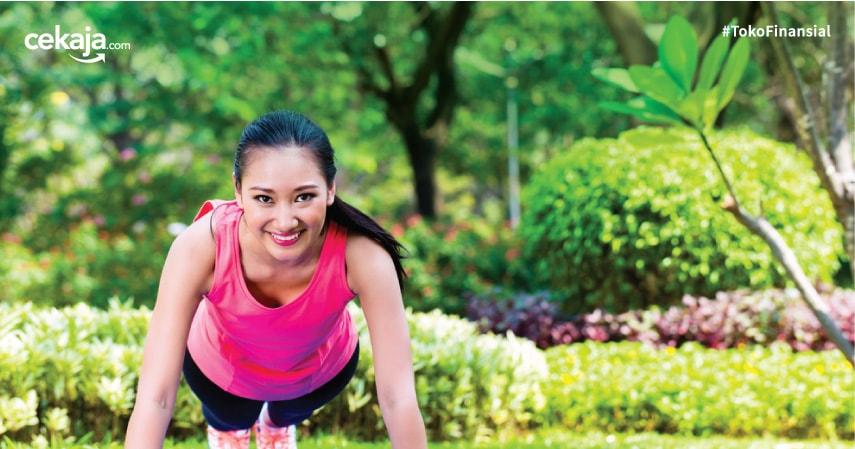 Ini 4 Alasan Push Up Adalah Gerakan Olahraga Paling Bermanfaat untuk Kesehatan