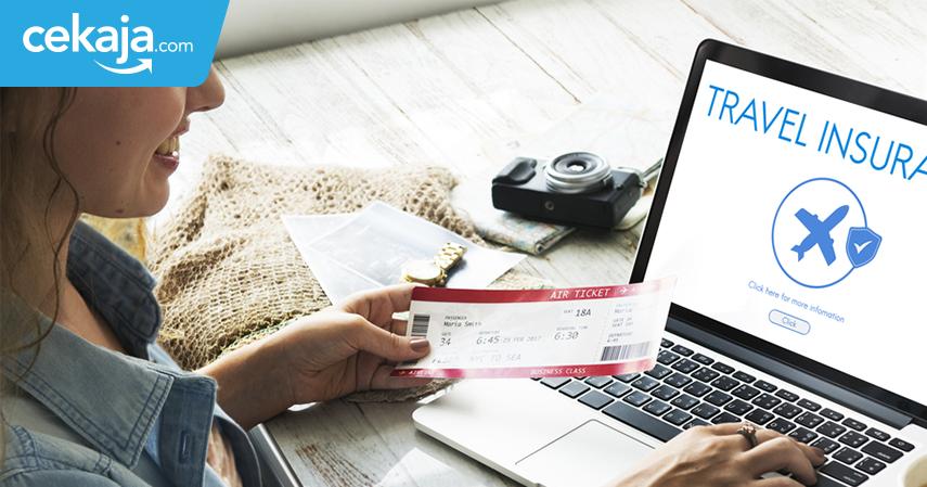 Tata Cara Daftar dan Klaim Asuransi Perjalanan Secara Online