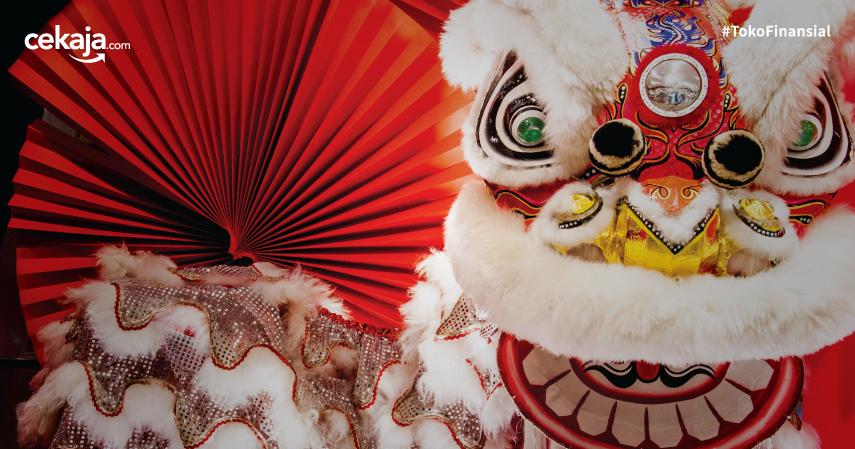 Kota-kota di Indonesia dengan Perayaan Imlek Paling Meriah
