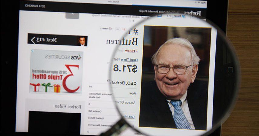 5 Hal yang Dilakukan Warren Buffet Saat Sedang Tidak Bekerja