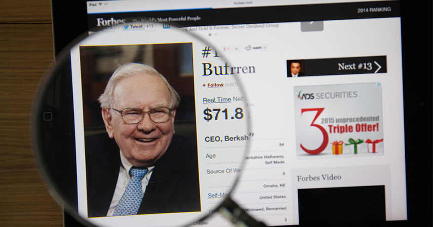 warren buffett - CekAja.com