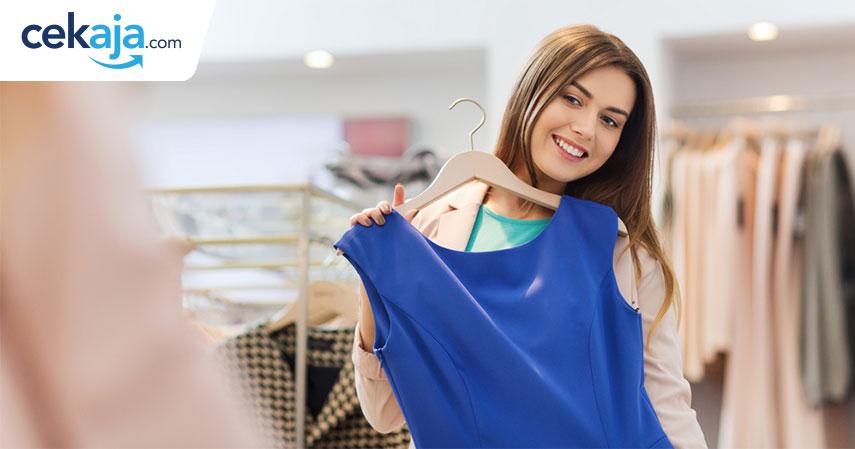 Trik Memilih Pakaian ala Ahli Belanja yang Bikin Hemat Uang