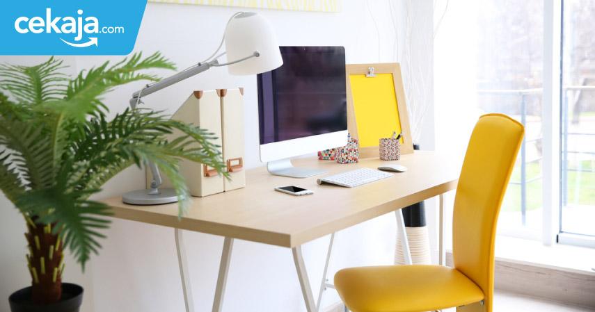 Tips Menata Ruang Kerja yang Nyaman di Rumah