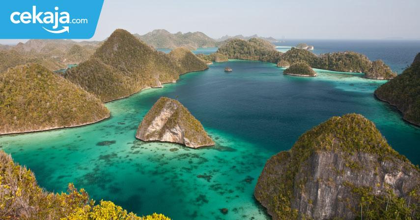 Ini Tempat Wisata Populer di Indonesia Sesuai Selera