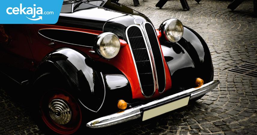 Inilah Artis Indonesia yang Mengoleksi Mobil Klasik