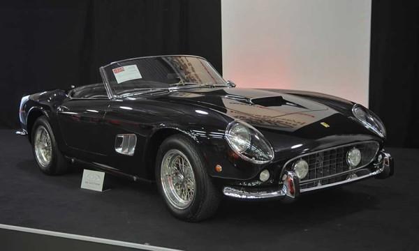2. 1961-Ferrari-250-GT-SWB-California-Spyder