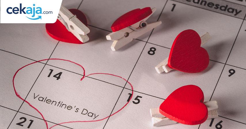 Yuk, Kenali Asal Usul, Fakta, dan Mitos Seputar Valentine