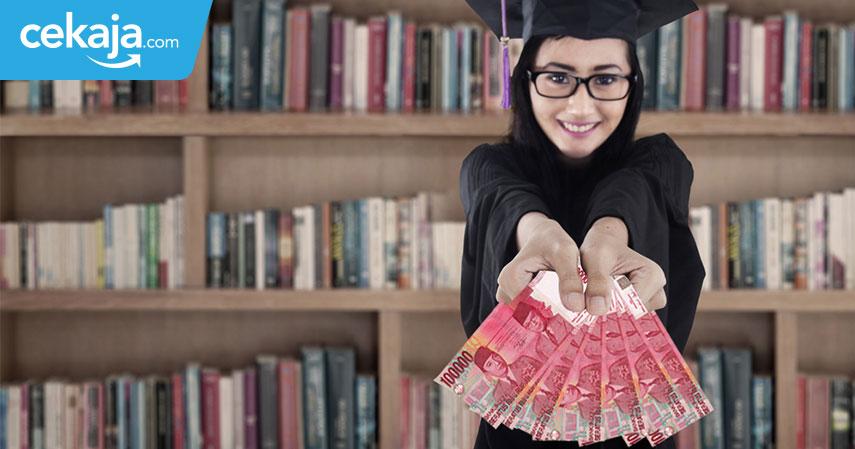 biaya kuliah - CekAja.com