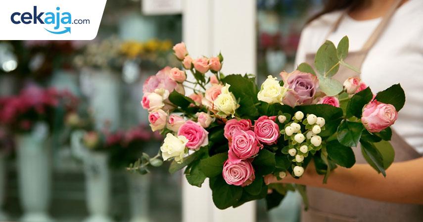 Tips Memilih Bunga Valentine yang Bakal Bikin Pasangan Semringah