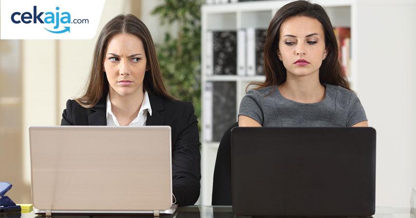 10 Tipe Teman di Kantor yang Bikin Kerja Jadi Kurang Nyaman