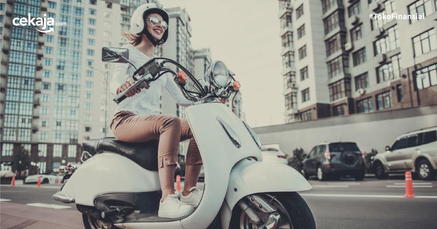6 Pilihan Motor Matik untuk Wanita Bertubuh Mungil