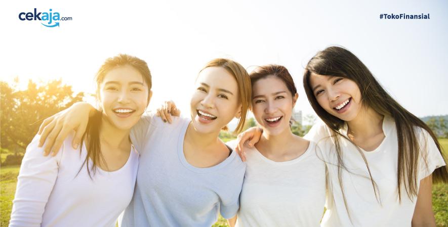 wanita sehat_asuransi kesehatan - CekAja.com