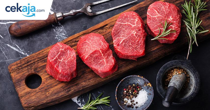Pro Kontra Konsumsi Daging Merah yang Bikin Biaya Kesehatan Mahal