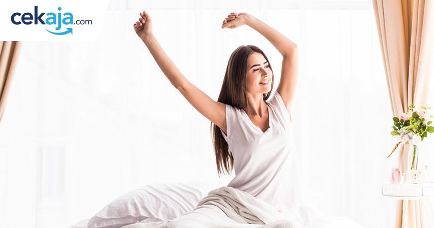 manfaat tidur_asuransi kesehatan - CekAja.com