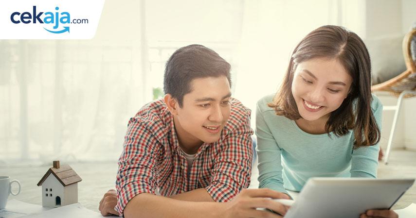 kpr online_asuransi properti - CekAja.com
