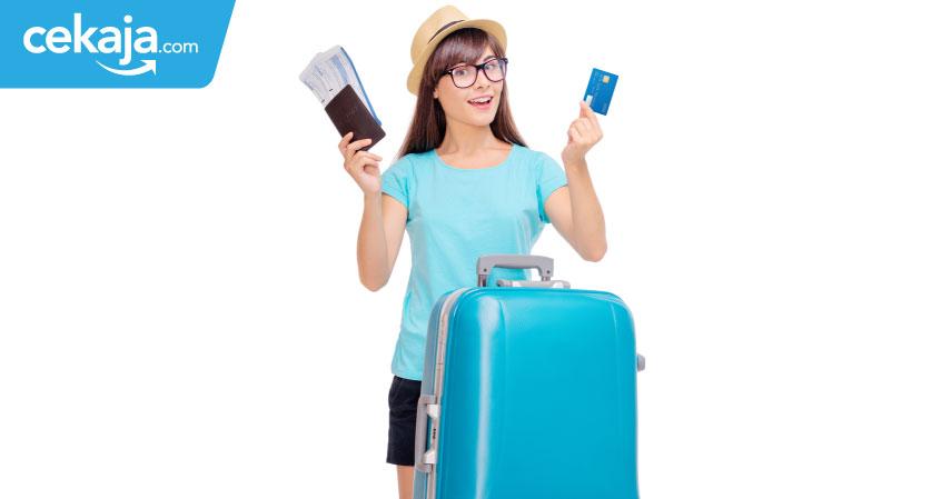 Manfaatkan 5 Promo Kartu Kredit Ini untuk Traveling Hemat