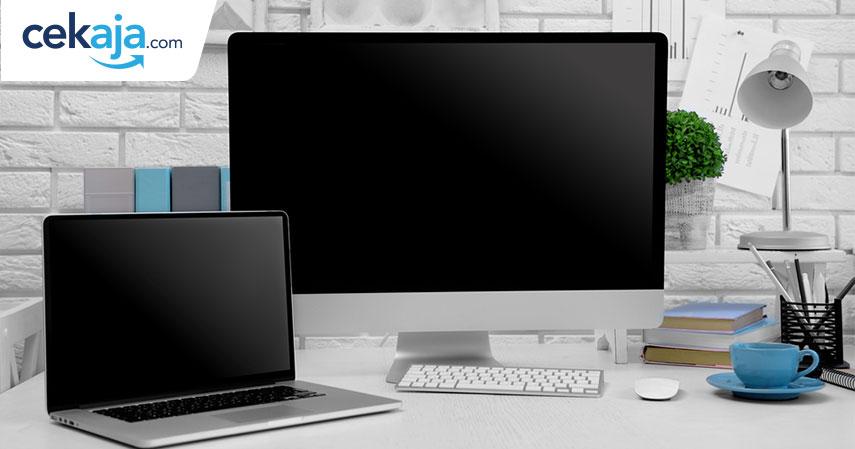 laptop dan desktop_kartu kredit - CekAja.com