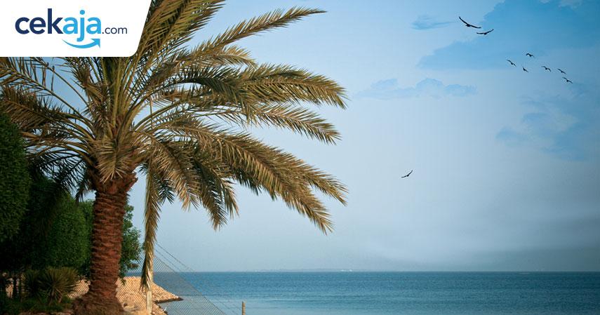 pantai arab_asuransi perjalanan - CekAja.com