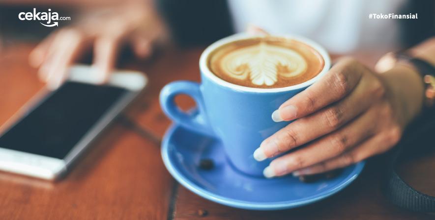 Buat Coffee Snob, Catat Nih Jam Terbaik Ngopi di Bulan Puasa