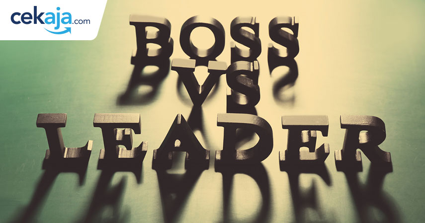Bos VS Pemimpin, Mana yang Jadi Gaya Kepemimpinanmu?
